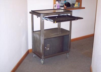 Spectrum Composites Cart 2011-5