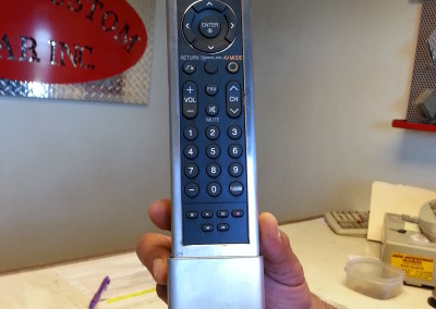 Village of Bluegrass TV Remote # 1
