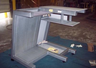 custom desk