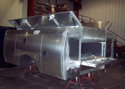 custom truck utility box