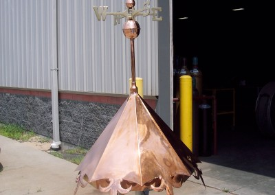 custom wind vane