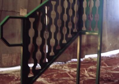 decorative rail 2011-1