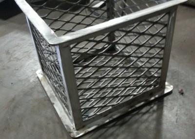 fish hatchery basket
